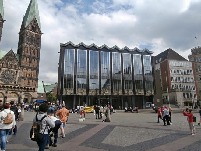 Bürgerschaft (budova parlamentu)