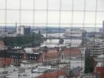 Výhled na část přístavu