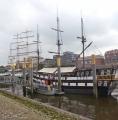 Loď Alexandra Humboldta