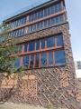 Budova v části HafenCity