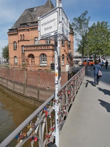 Most Wilhelminem-Brücke
