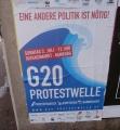 Protesty proti sjezdu G20
