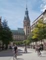 Ještě jednou radnice v Hamburgu