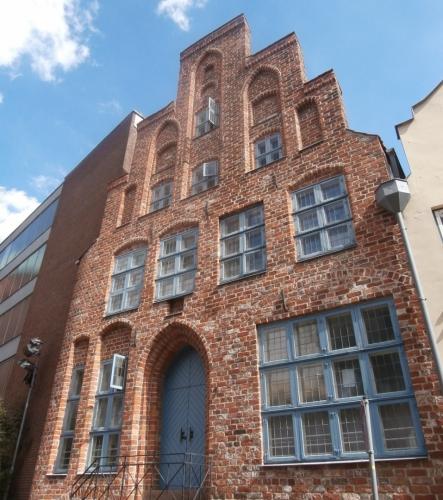 Lübecká architektura
