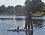 V řece Travere