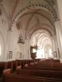 Hlavní loď kostela