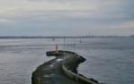 Odjezd přes Öresund