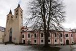 Milevský klášter...