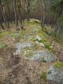 Skalnatý hřbet dal Kamenné Bábě i druhé jméno - Skalky.