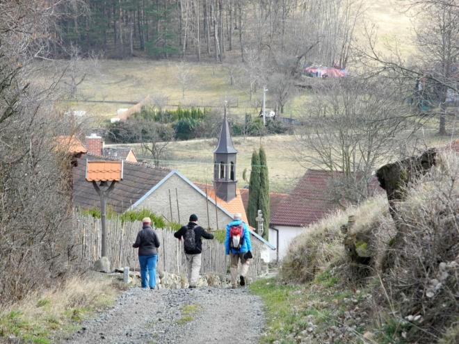 Švejcarova Lhota - Úlehle...