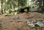 Kbílský dolmen...