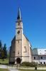 Přední Výtoň - kostel sv. Filipa a sv. Jakuba.