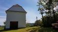 Kaple nad Mačicemi.