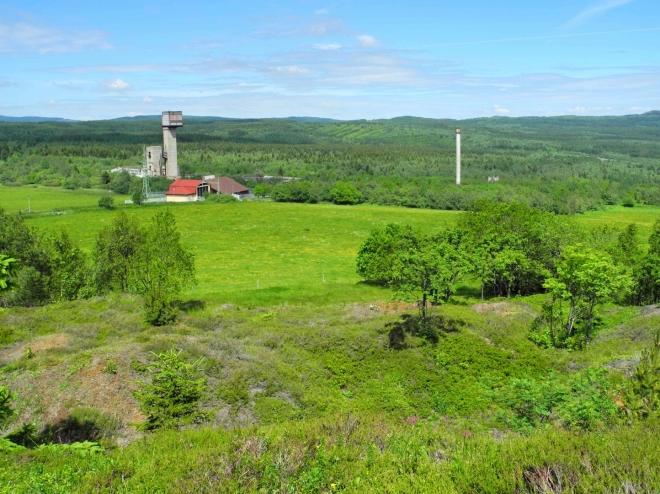 Důl Měděnec.