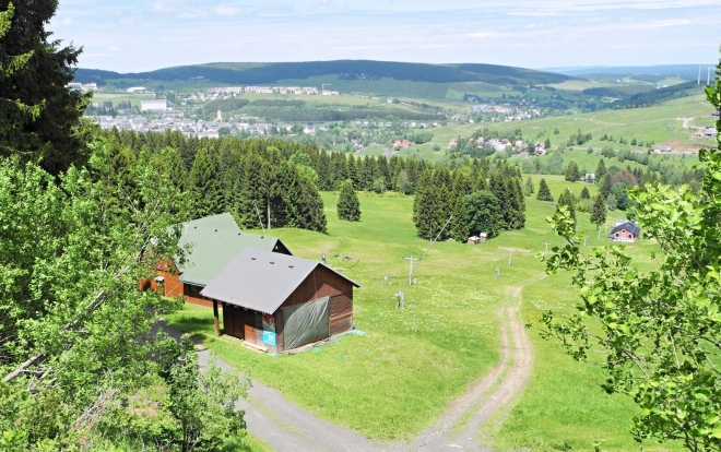 Oberwiesenthal.