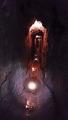 V podzemí...