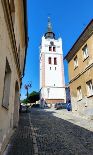 Vimperská Zvonice.
