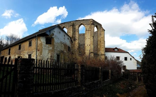 Klášter v Kuklovu.