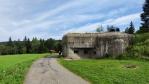 Pěchotní srub Na Holém, kde jsem se před 30 lety poranil pádem do podzemí.