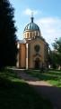 Hřbitovní kaple Proměnění Páně.