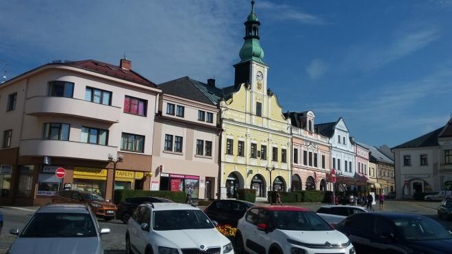 Radnice na Starém náměstí.