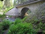 Kamenný most u Zemské brány.