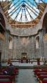 Vnitřek kostela v Neratově.
