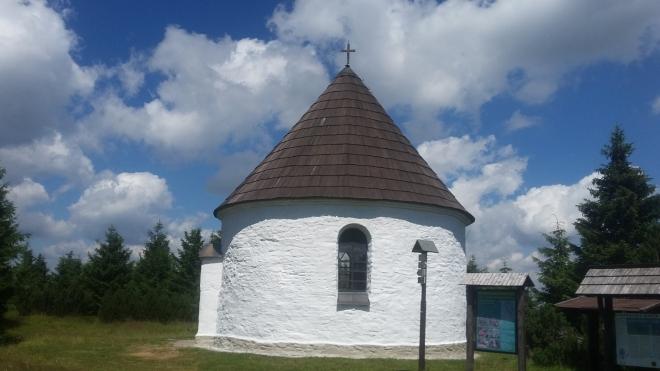 Kunštátská kaple.
