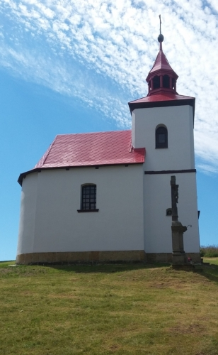 Kaple sv. Anny na Čiháku.