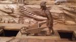 Muzeum v Olešnici proslavil krásný mechanický betlém Josefa Utze, rodáka z Olešnice, který byl nadaný technik a mechanik. Na počátku 20. století si zřídil v Olešnici tkalcovský stav a později i celou tkalcovnu. Obchodu se však příliš nedařilo, a tak přenesl svůj zájem k vytvoření jedinečného mechanického betléma s dřevěnými figurkami. Práce rychle přibývala, ale byla náhle ukončena v roce 1944. Josef Utz se při práci s cirkulárkou těžce zranil a následně zemřel. Nedostavěný betlém i budova tkalcovny prošly znárodněním. Betlém chátral, ale byl naštěstí po 30 let uložen v depozitáři muzea. V roce 2000 byl obnovený betlém vystaven a zpřístupněn veřejnosti. (www.mapy.cz).