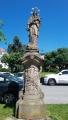Olešnice v Orlických horách. Socha svatého Jana Nepomuckého je socha v jihozápadní polovině náměstí u průjezdní komunikace v Olešnici v Orlických horách v okrese Rychnov nad Kněžnou. Socha je chráněna jako kulturní památka od 3. října 2014.(Wikipedia)