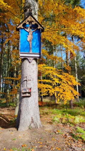 Modrý obraz u Granátníku.