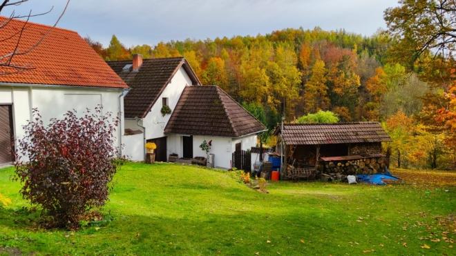 Bavorovské Svobodné Hory.