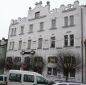 Hotel s restaurací - Bílá růže