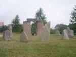 Strakonické Stonehenge