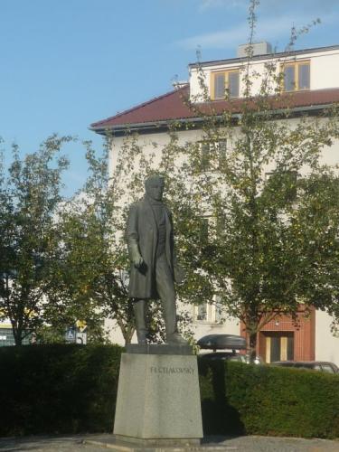 Pomník F. L. Čelakovského