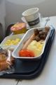 Let do Santiaga, anglická snídaně