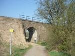 Železniční most (směrem na Poříčí)