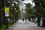Punta Arenas, hlavní náměstí