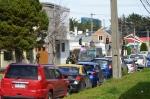 Demonstrace v Punta Arenas