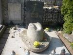 Ještě jednou hrob Michala Tučného