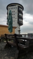Vojenská věž s radary je podobná té na Poledníku, z které se stala rozhledna.