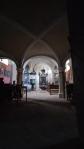Vnitřek kostela prochází z barokní přestavby.