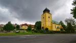 Přimda - kostel sv. Jiří.