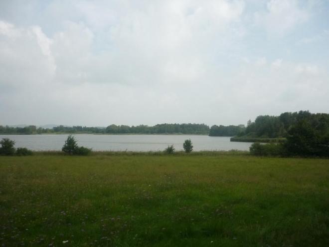 Opět rybník Markovec