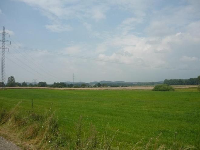 Pohled na krajinku