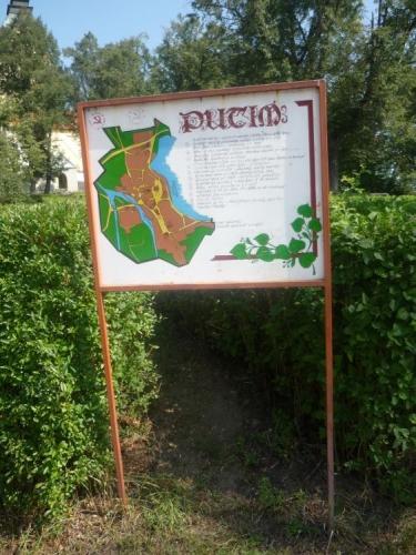Mapka Putimy