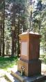 Kříž u Studenova.
