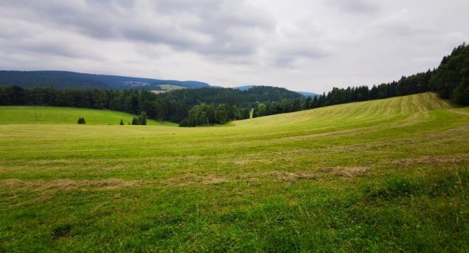 Níže leží PR Niva Branné.