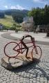 Areál Kouty nad Desnou je i bikerským rájem.